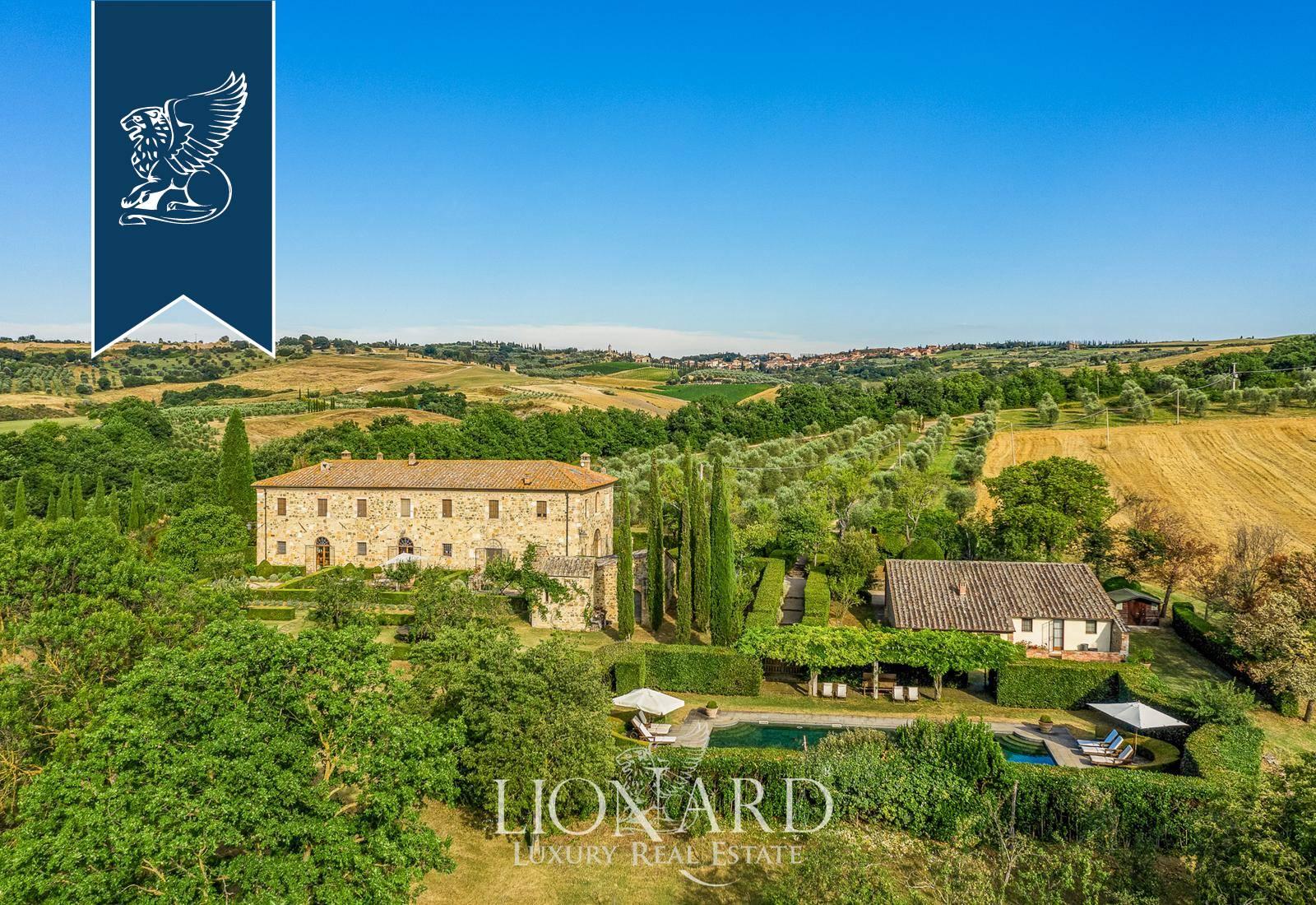 Villa in Vendita a San Quirico D'Orcia: 0 locali, 800 mq - Foto 8