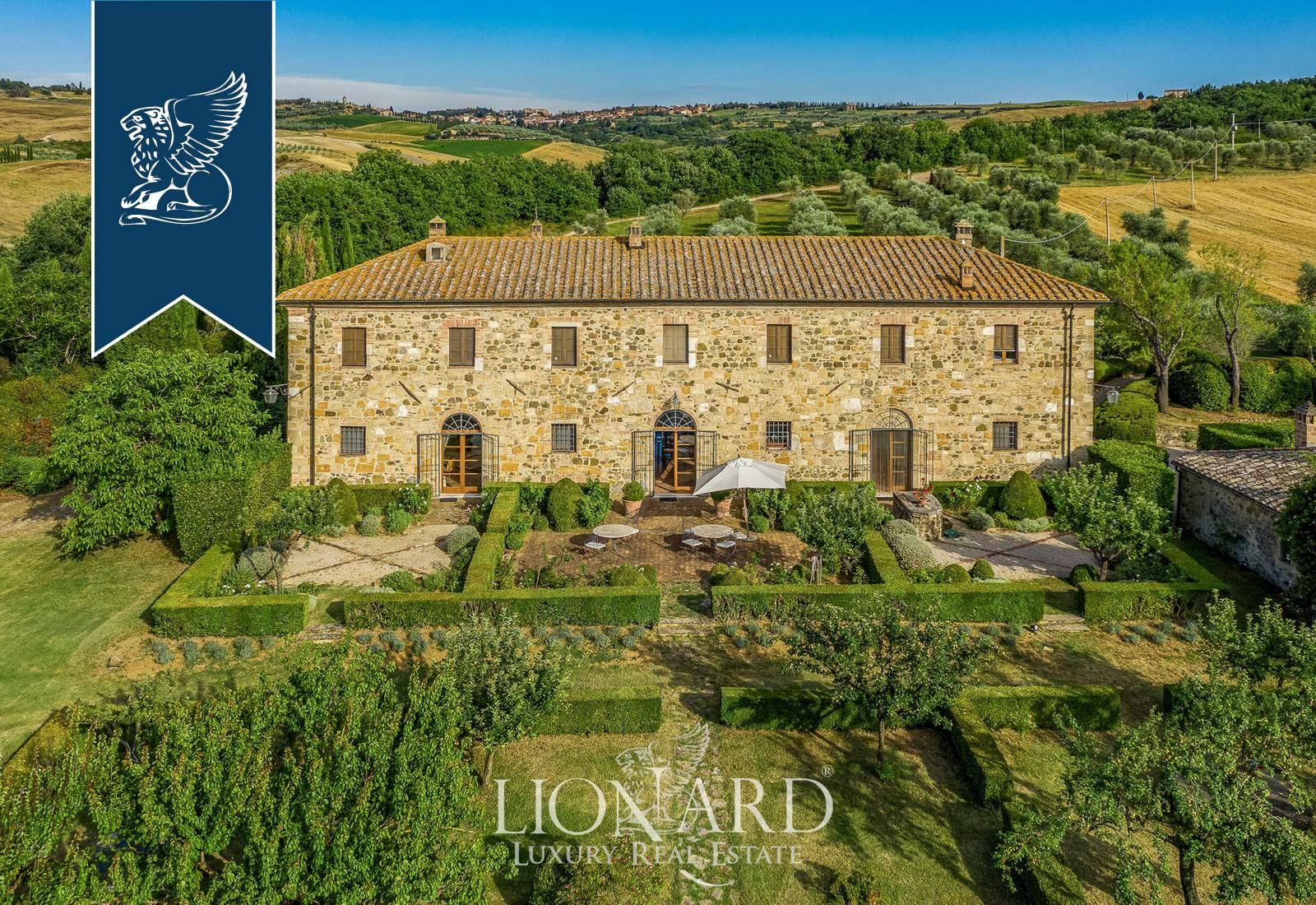 Villa in Vendita a San Quirico D'Orcia: 0 locali, 800 mq - Foto 4