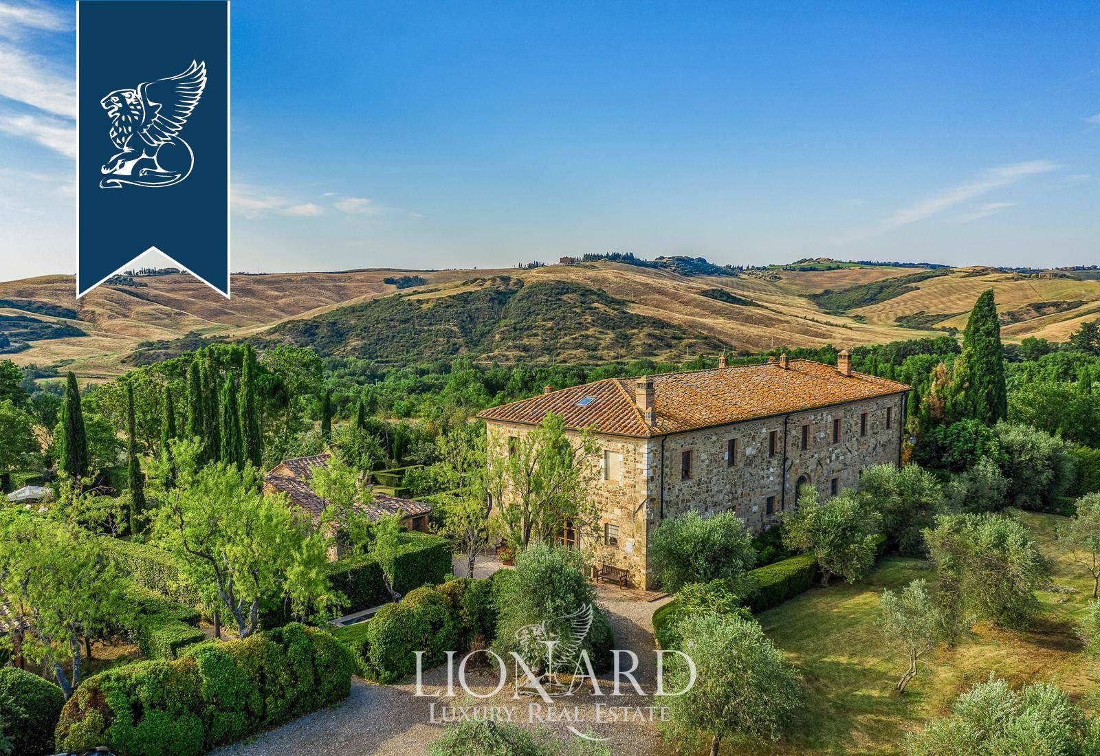 Villa in Vendita a San Quirico D'Orcia: 0 locali, 800 mq - Foto 9