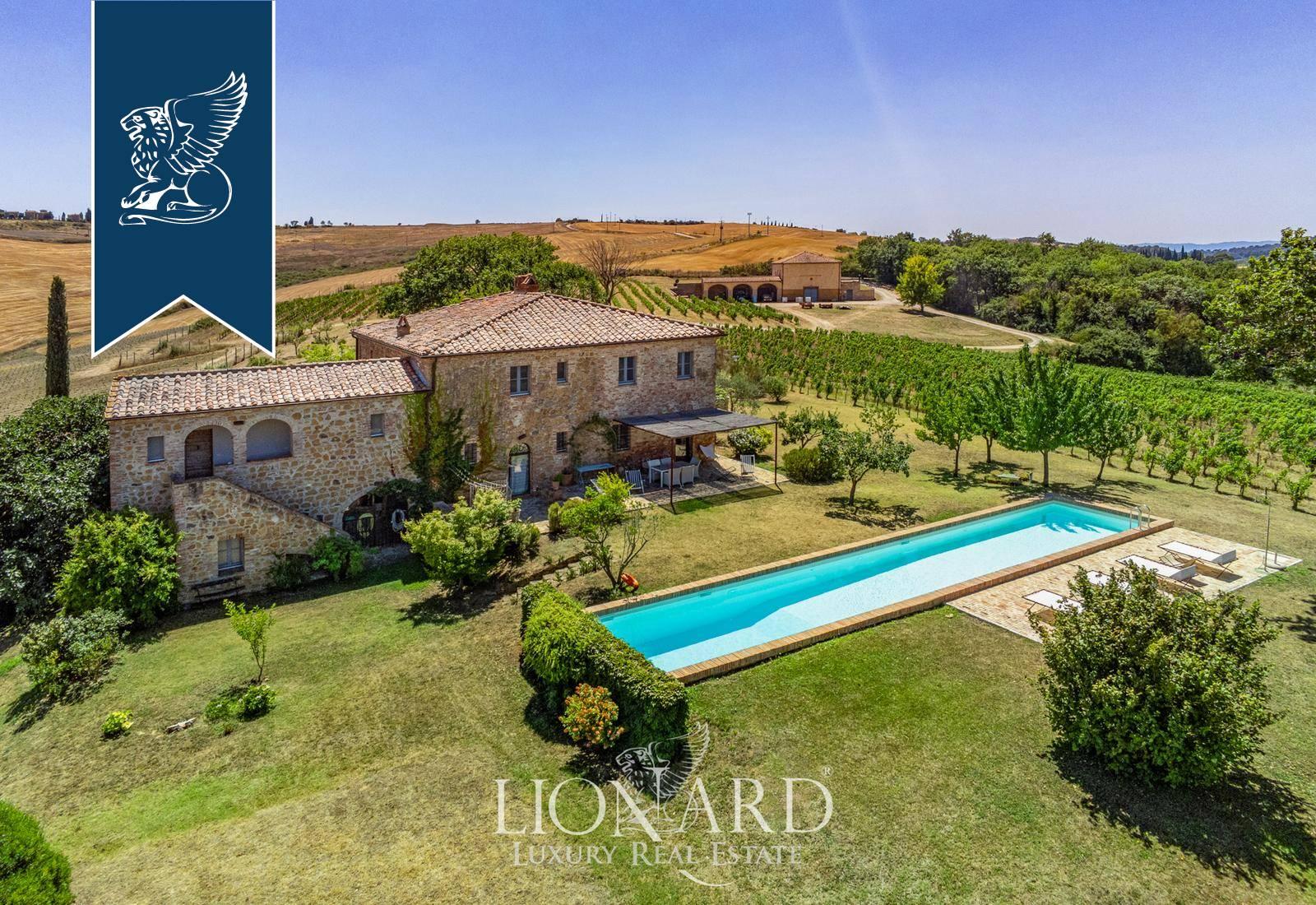 Azienda in Vendita a Montalcino: 0 locali, 1410 mq - Foto 3