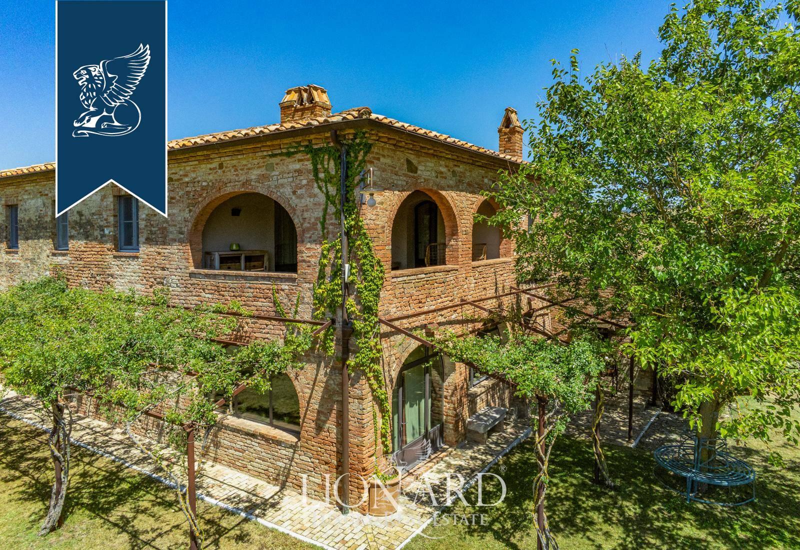 Azienda in Vendita a Montalcino: 0 locali, 1410 mq - Foto 9