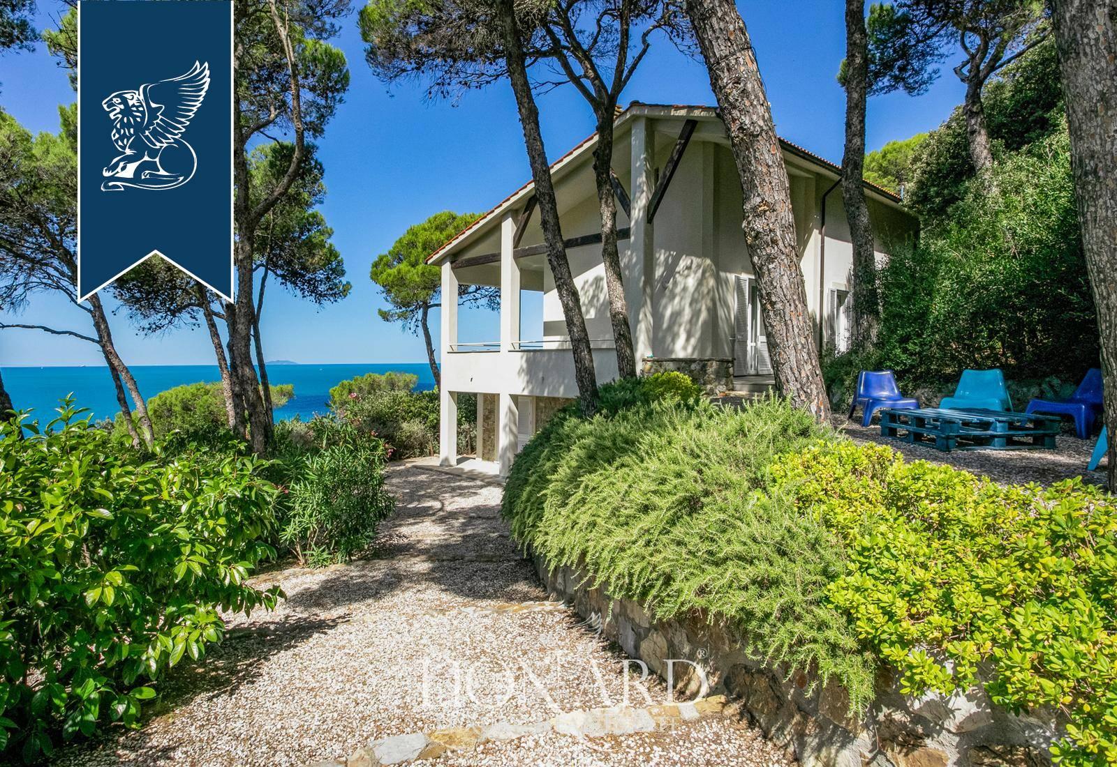Villa in Vendita a Rosignano Marittimo: 0 locali, 300 mq - Foto 1