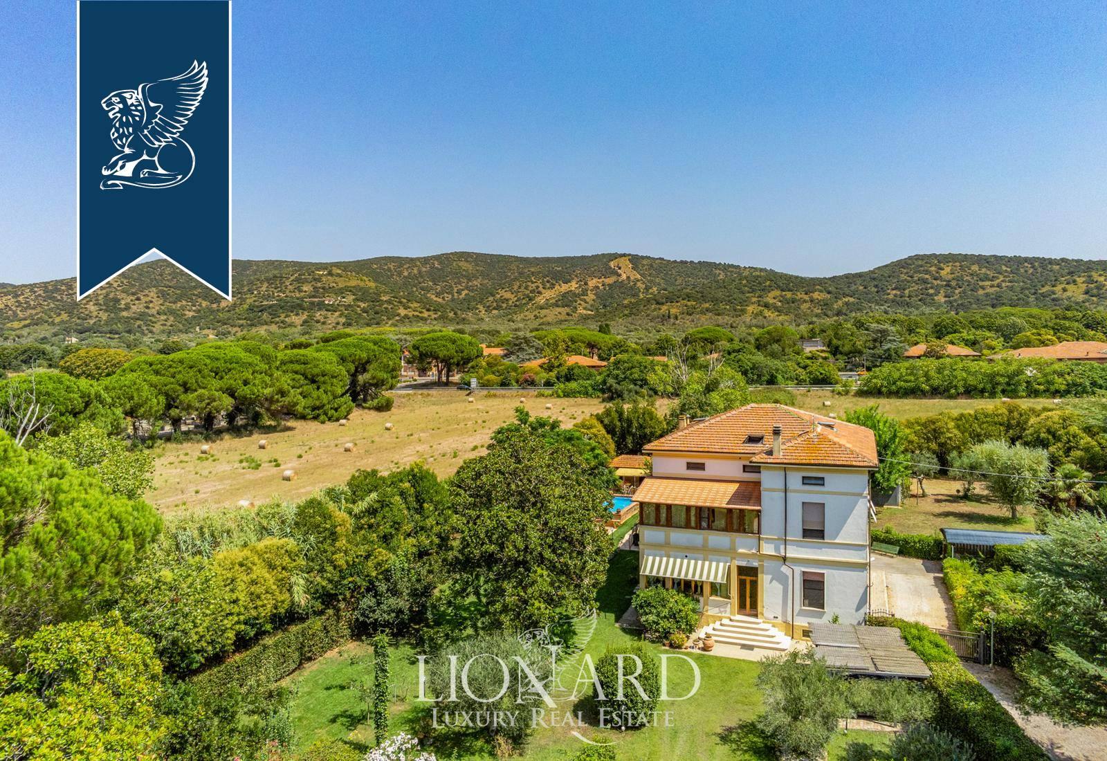 Villa in Vendita a Orbetello: 0 locali, 310 mq - Foto 1