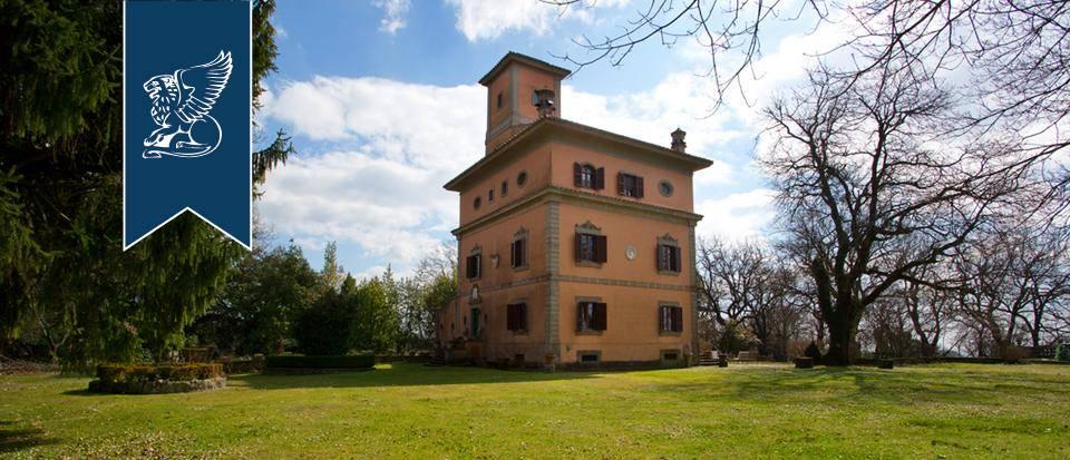 Villa in Vendita a Albano Laziale: 0 locali, 350 mq - Foto 2