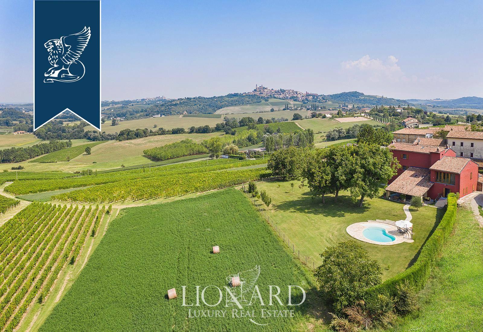 Villa in Vendita a Vignale Monferrato: 0 locali, 500 mq - Foto 2