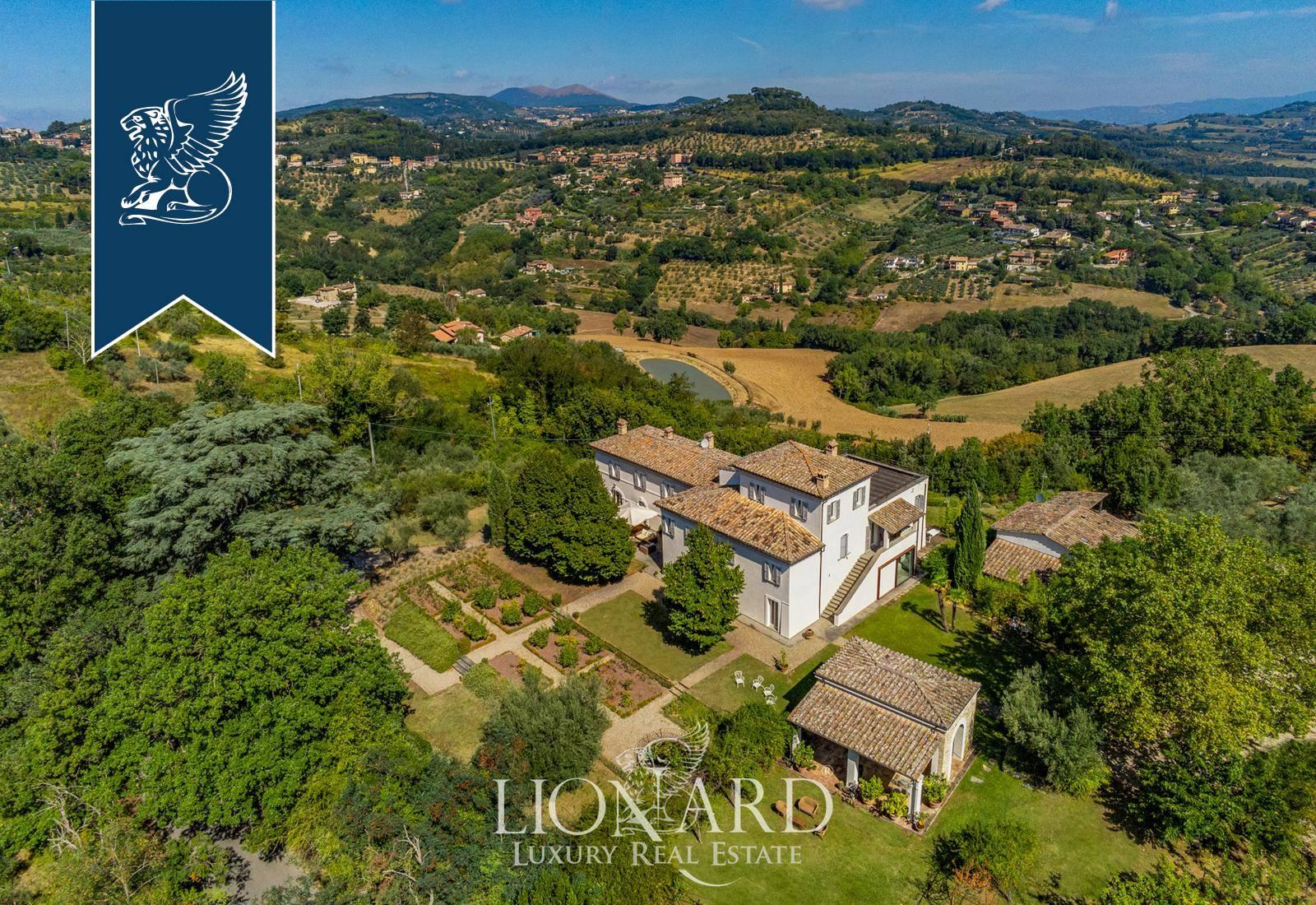 Villa in Vendita a Perugia: 0 locali, 820 mq - Foto 2
