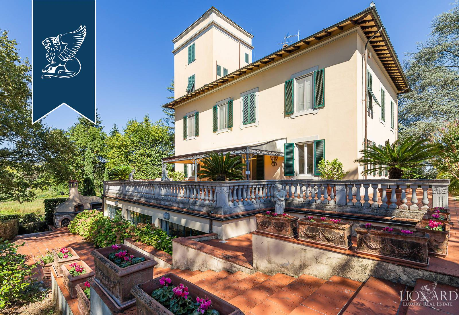 Villa in Vendita a Lucca: 0 locali, 759 mq - Foto 4