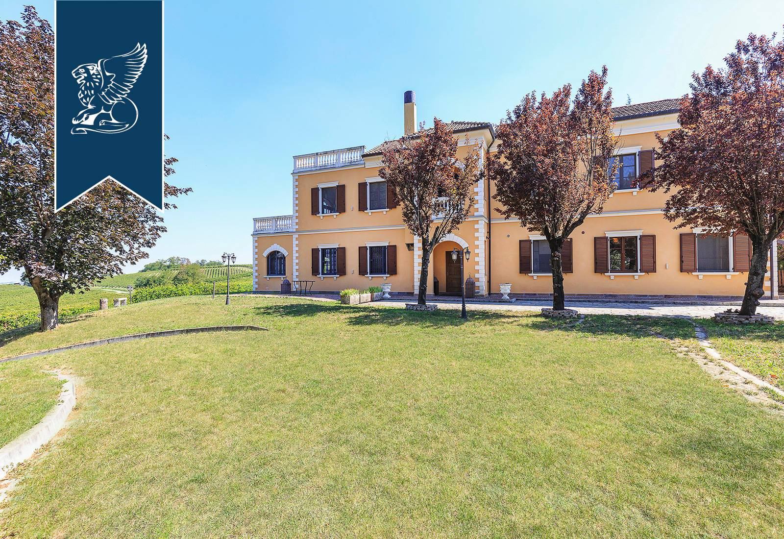 Villa in Vendita a Montecalvo Versiggia: 0 locali, 1370 mq - Foto 6