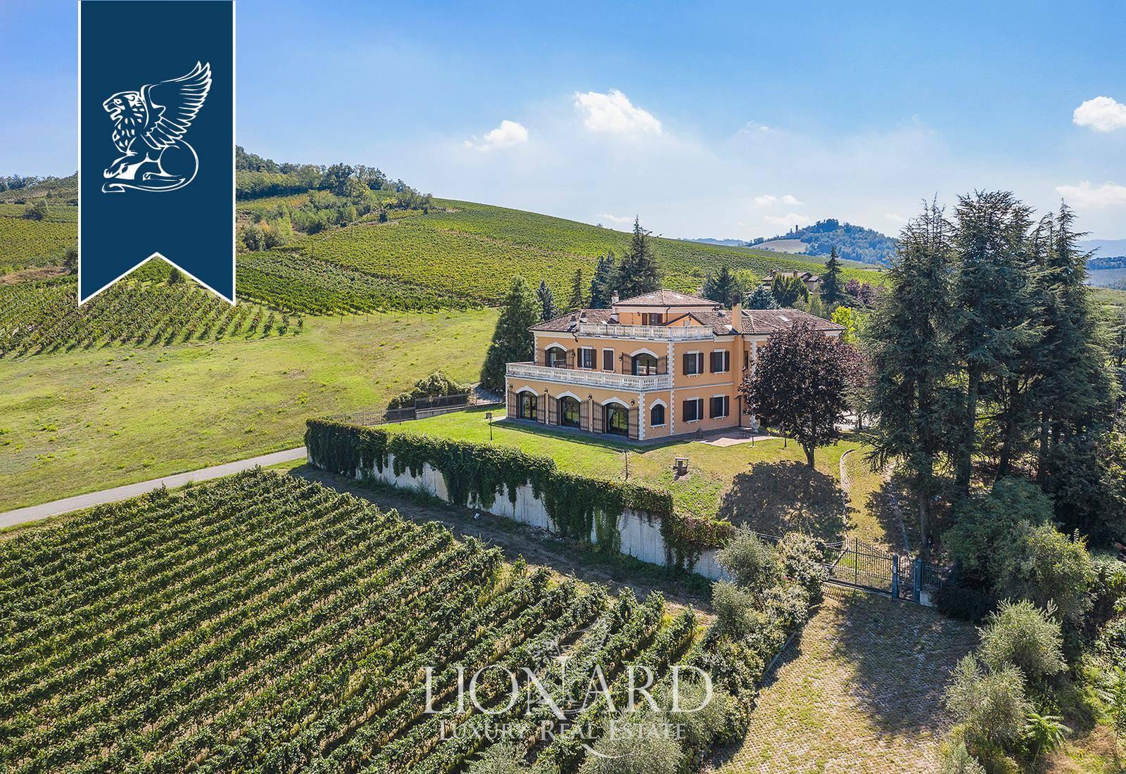 Villa in Vendita a Montecalvo Versiggia: 0 locali, 1370 mq - Foto 1