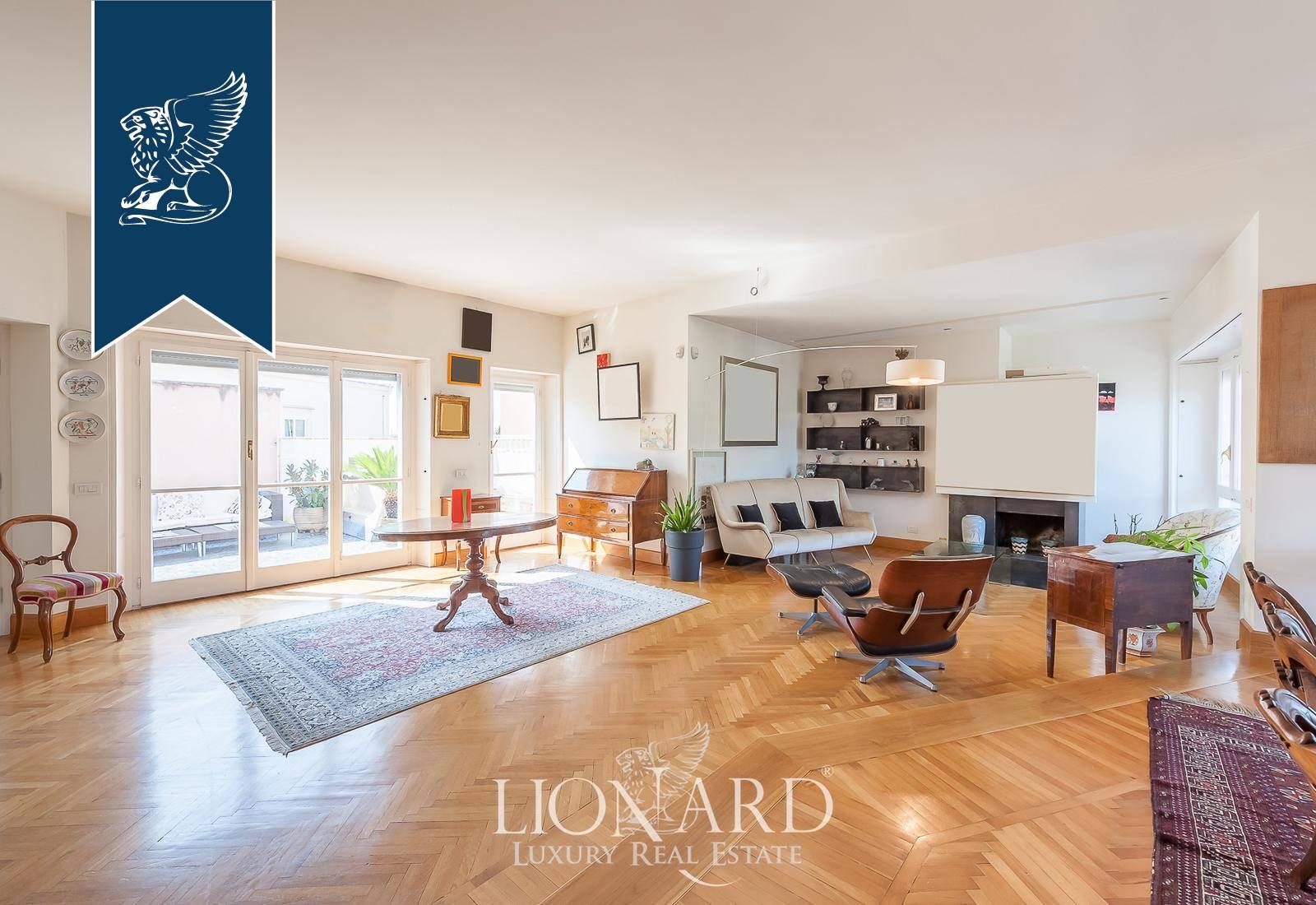 Appartamento in Vendita a Roma: 290 mq