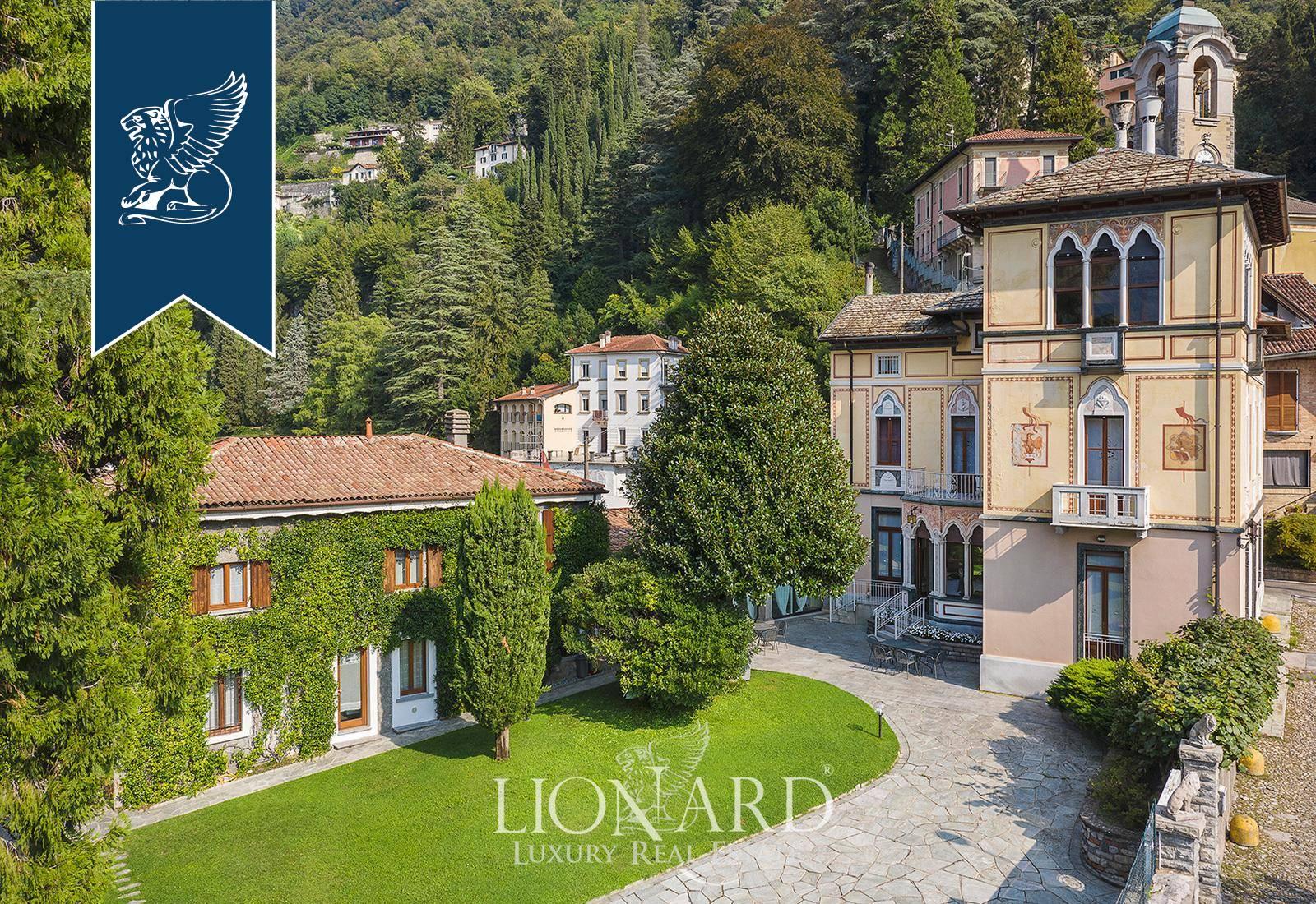Villa in Vendita a Faggeto Lario: 0 locali, 700 mq - Foto 4