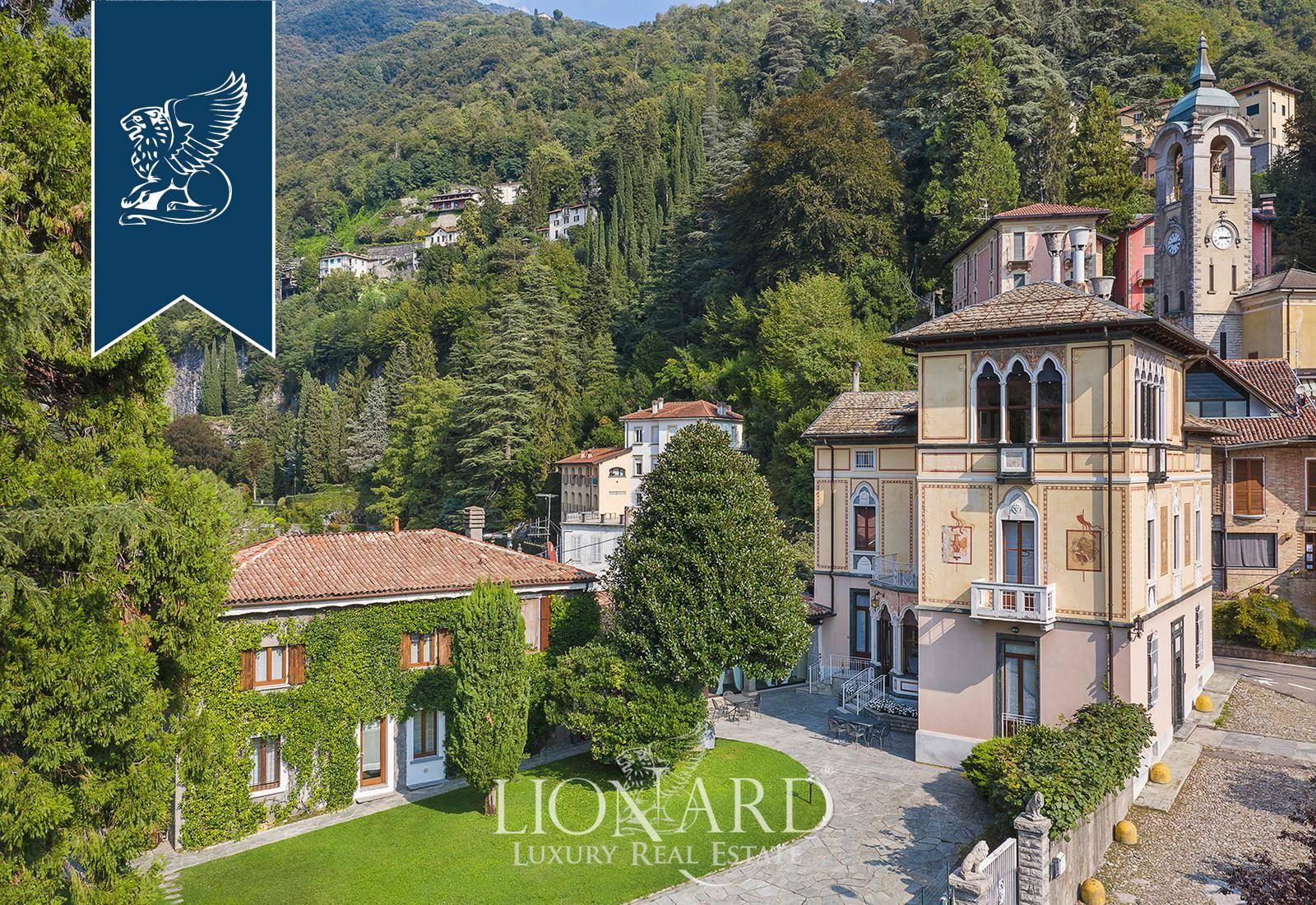 Villa in Vendita a Faggeto Lario: 0 locali, 700 mq - Foto 5