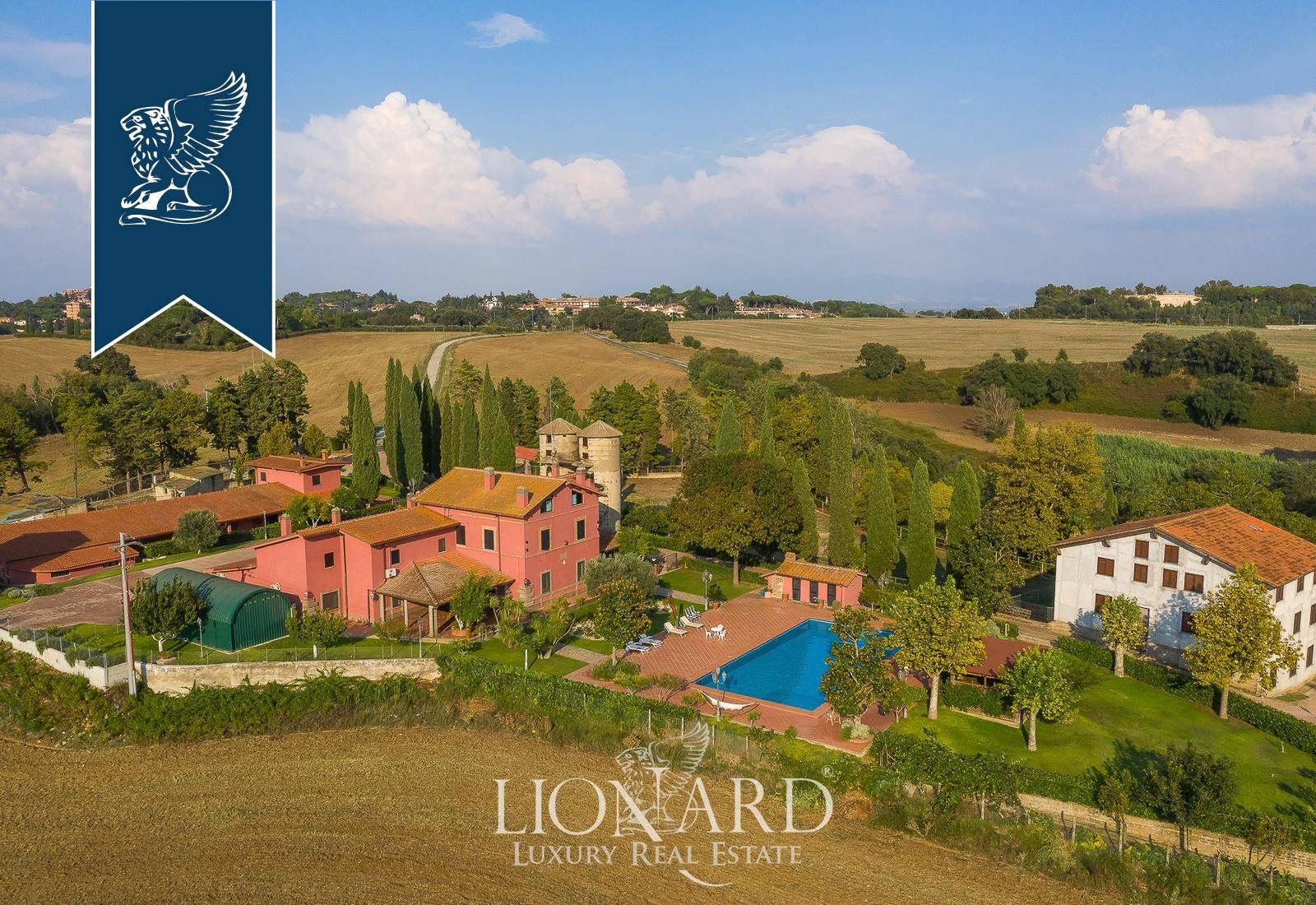 Villa in Vendita a Roma: 0 locali, 1596 mq - Foto 2