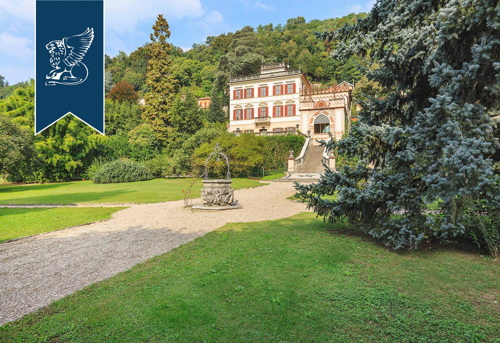 Villa in Vendita a Albavilla: 0 locali, 1100 mq - Foto 4