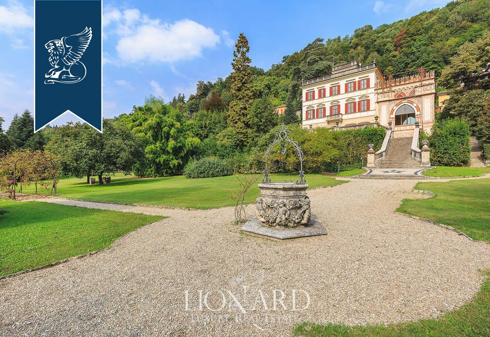 Villa in Vendita a Albavilla: 0 locali, 1100 mq - Foto 5