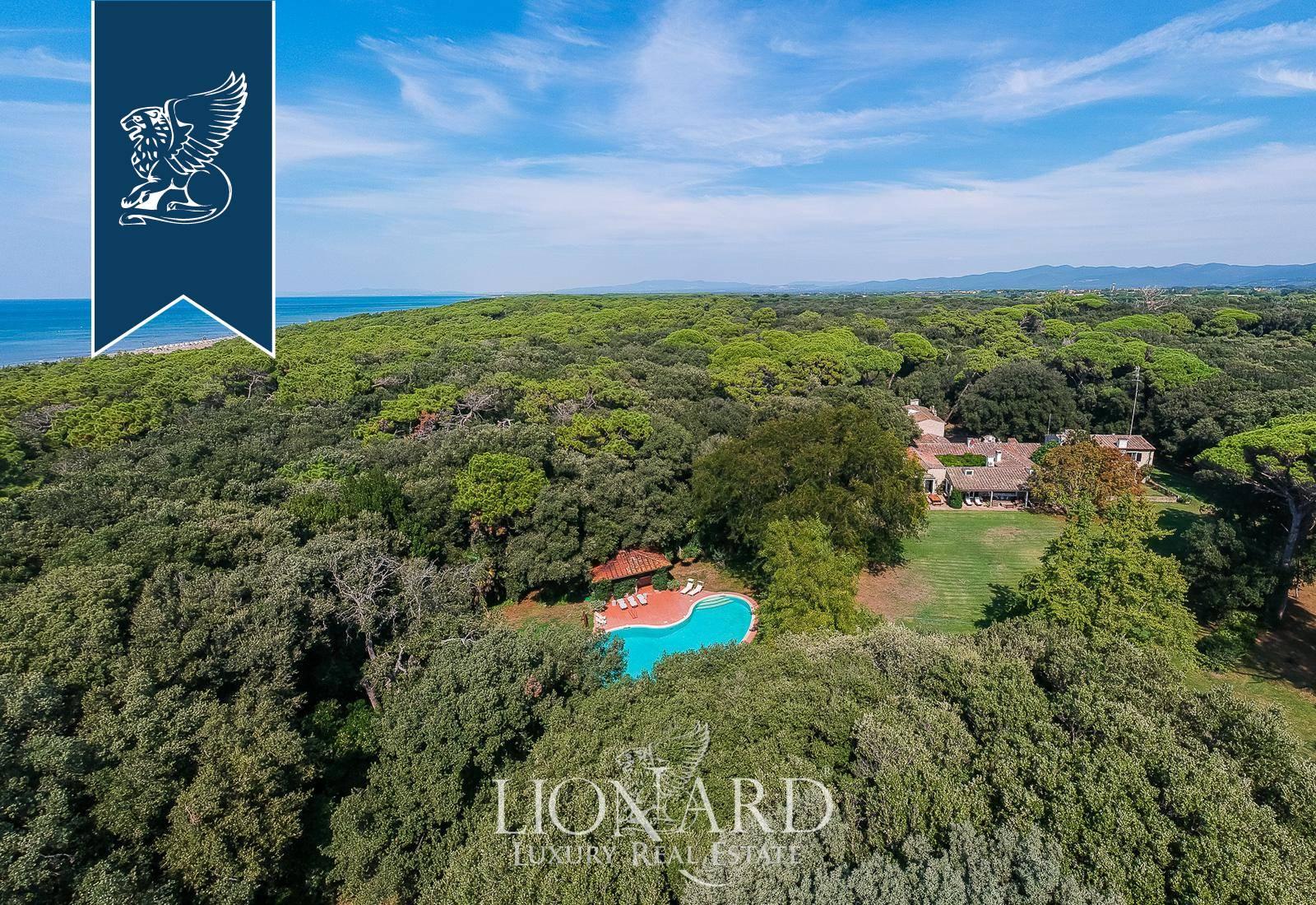 Villa in Vendita a Castagneto Carducci: 0 locali, 1000 mq - Foto 3