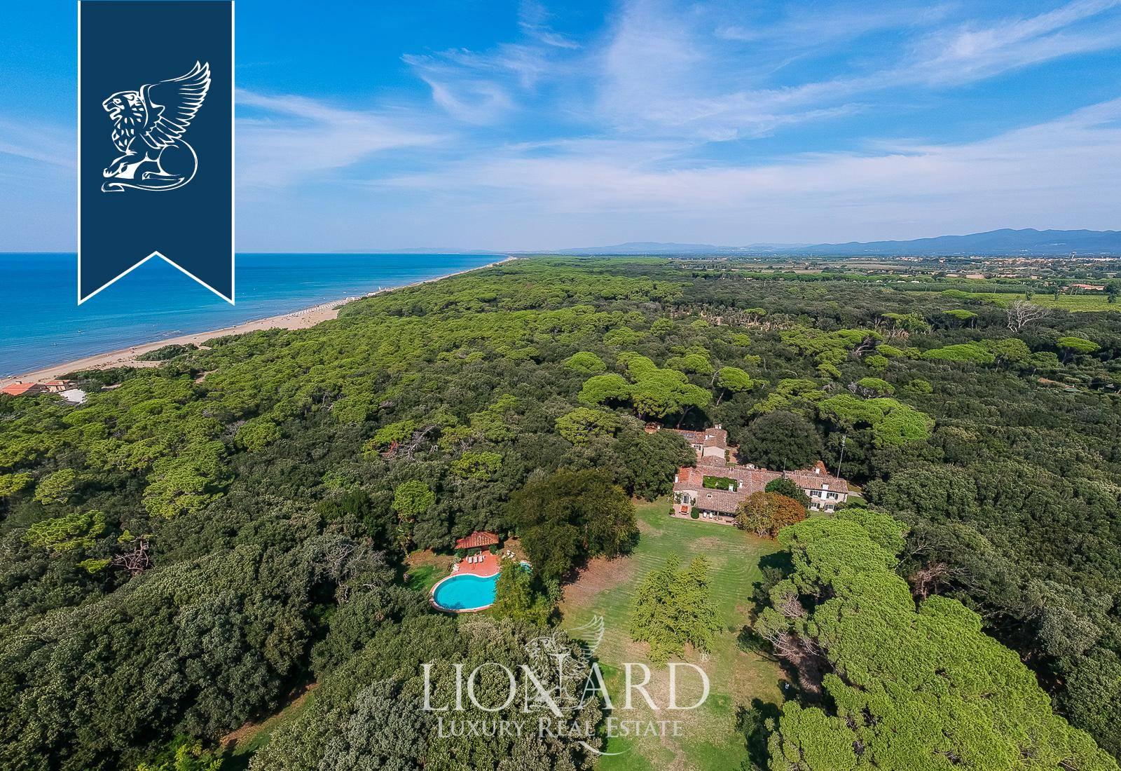 Villa in Vendita a Castagneto Carducci: 0 locali, 1000 mq - Foto 2