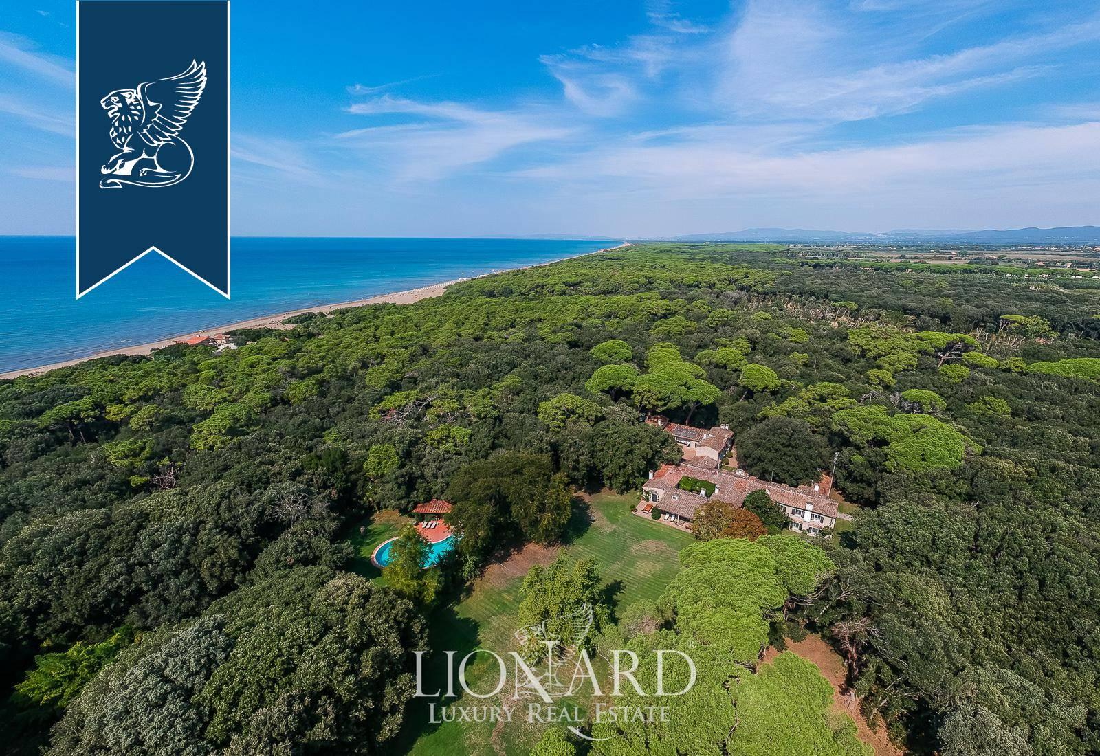 Villa in Vendita a Castagneto Carducci: 1000 mq