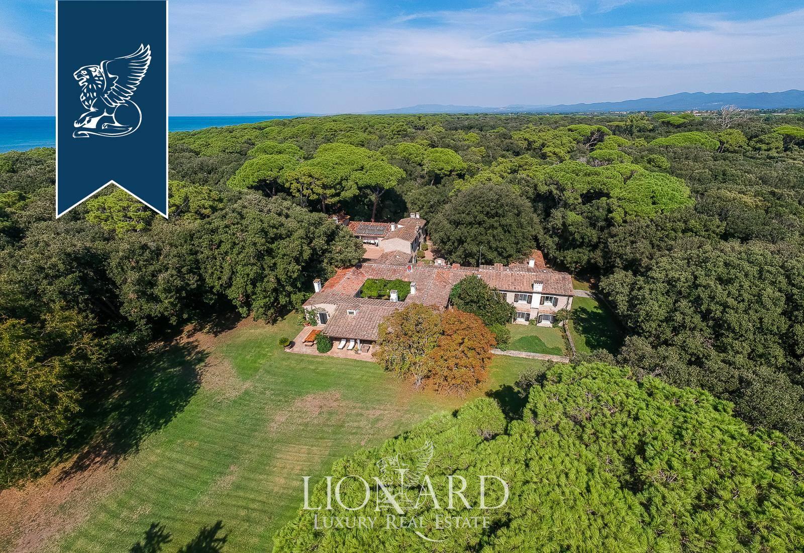 Villa in Vendita a Castagneto Carducci: 0 locali, 1000 mq - Foto 6