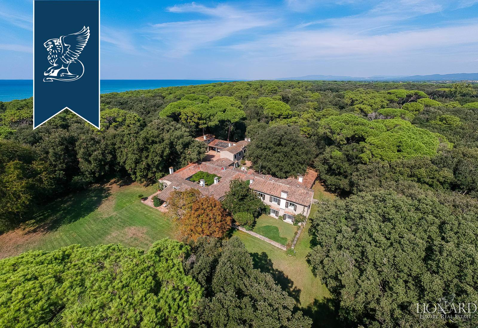 Villa in Vendita a Castagneto Carducci: 0 locali, 1000 mq - Foto 5