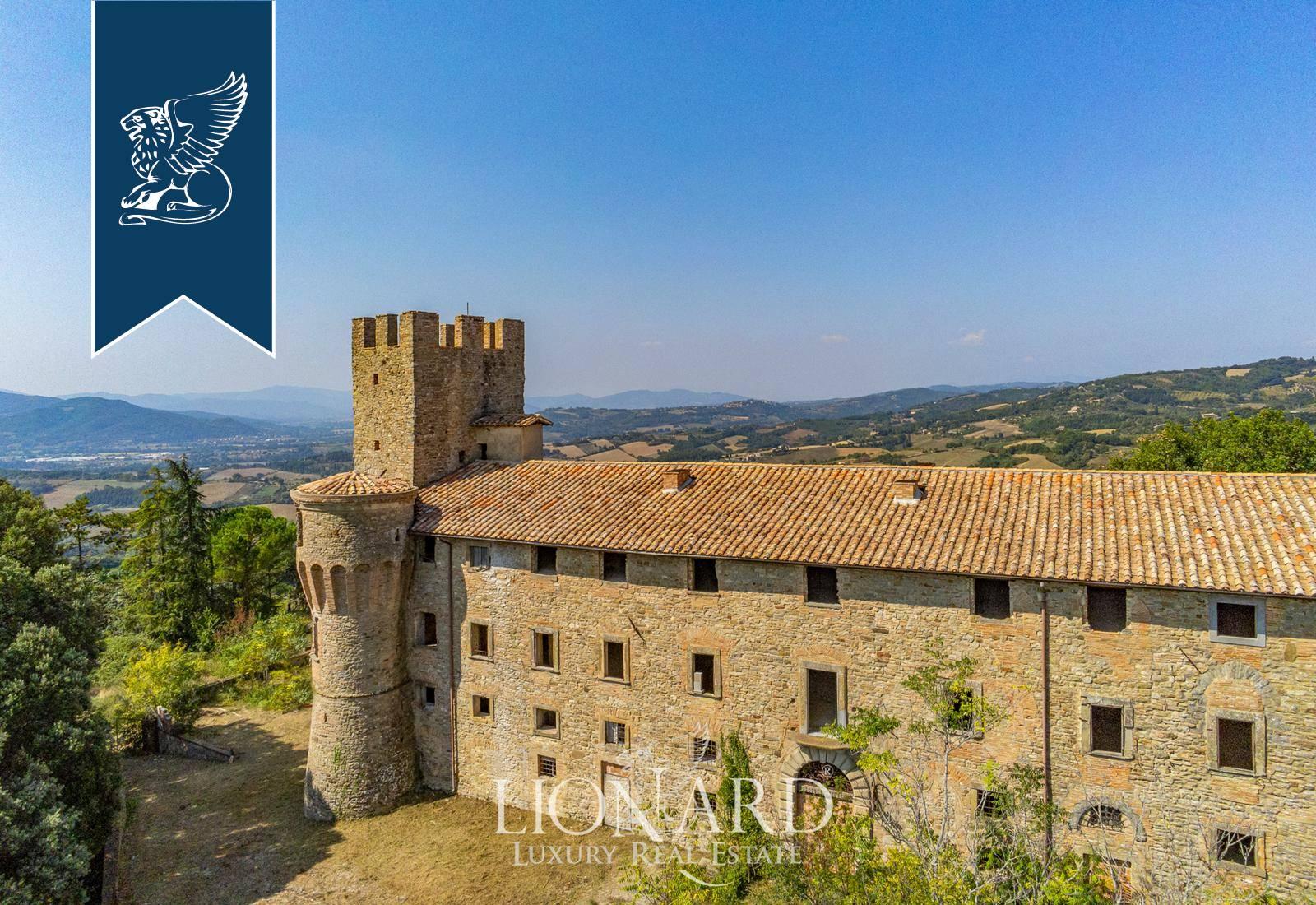 Villa in Vendita a Umbertide: 0 locali, 2600 mq - Foto 2