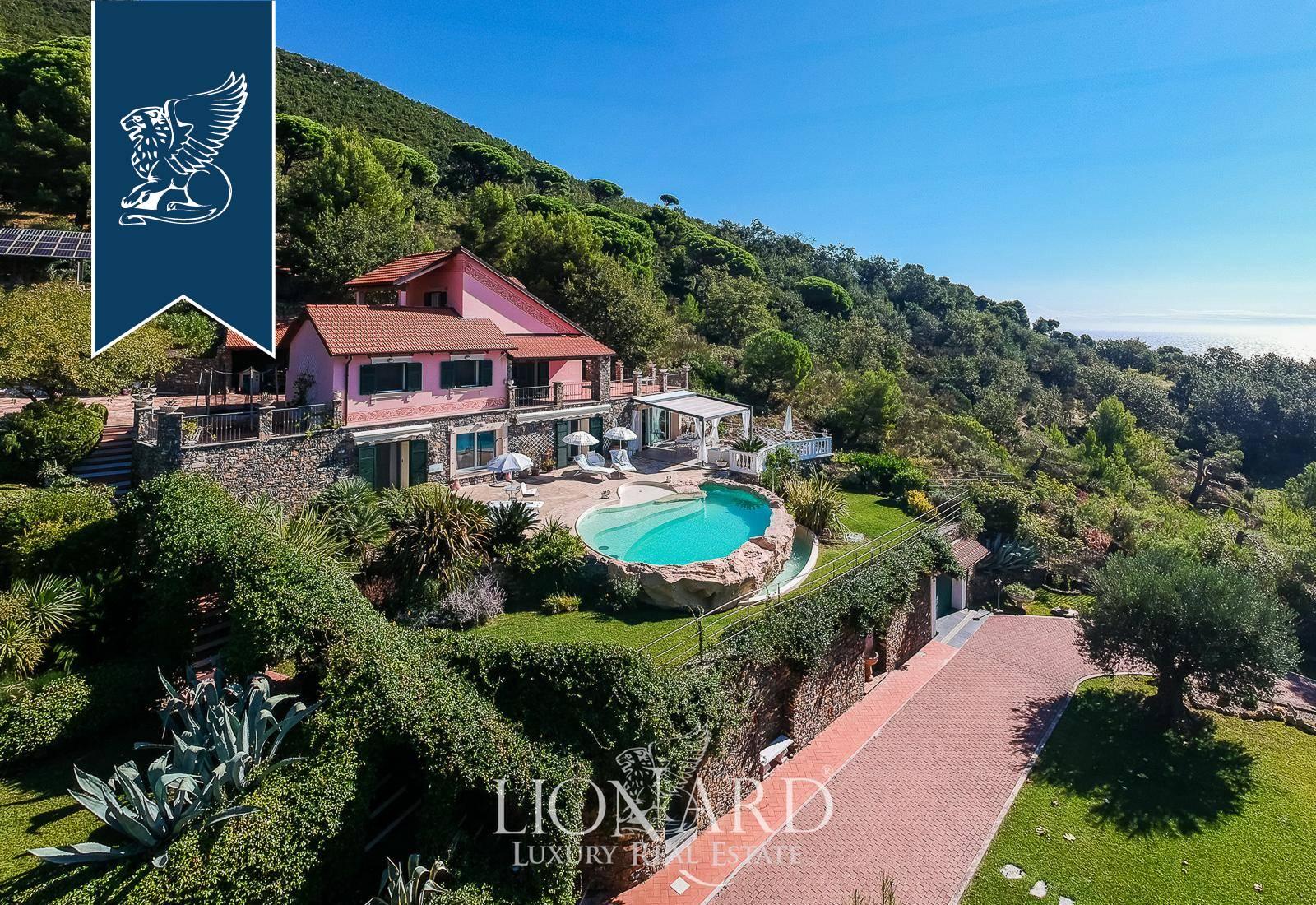 Villa in Vendita a Alassio: 0 locali, 370 mq - Foto 5