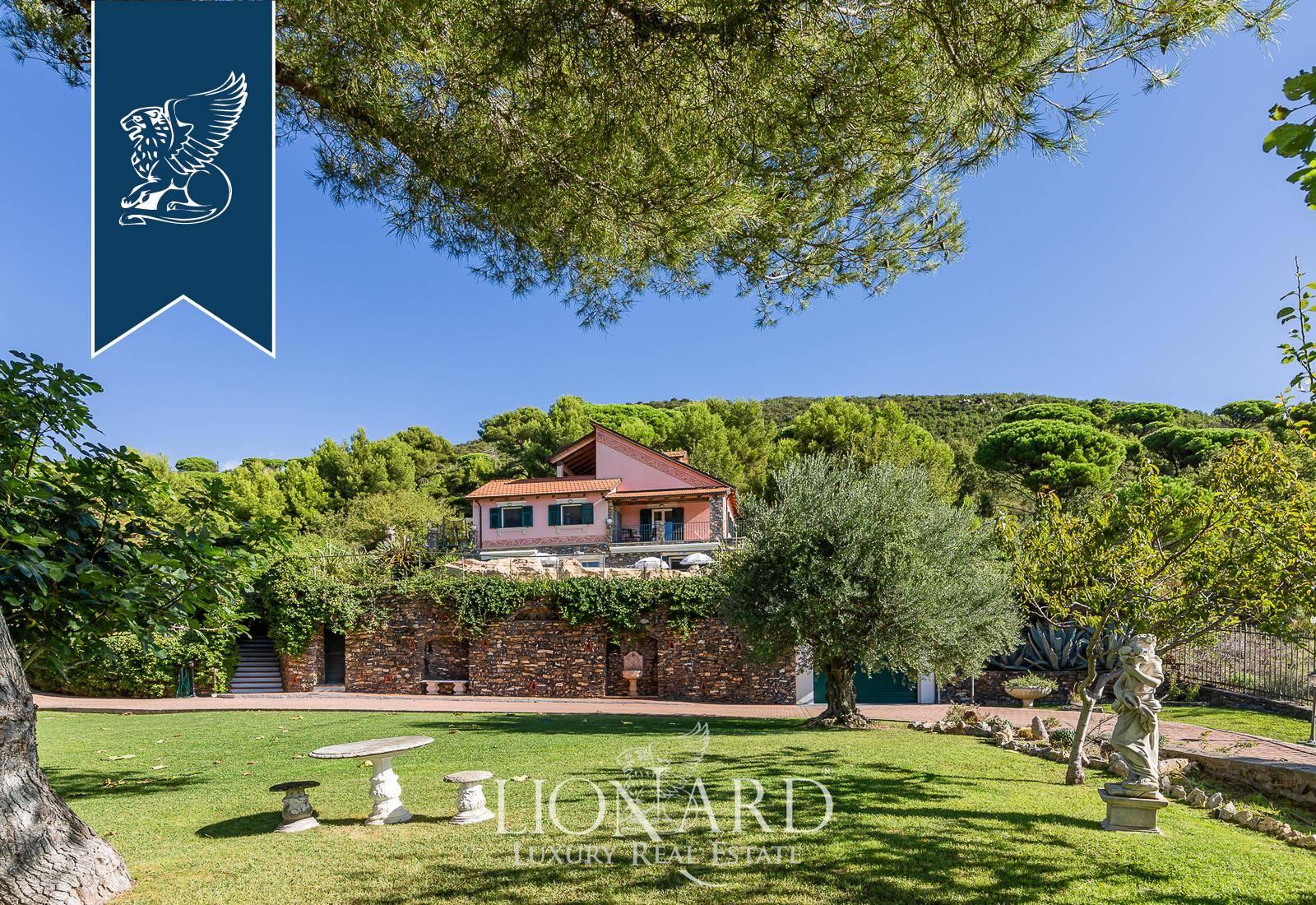 Villa in Vendita a Alassio: 0 locali, 370 mq - Foto 8