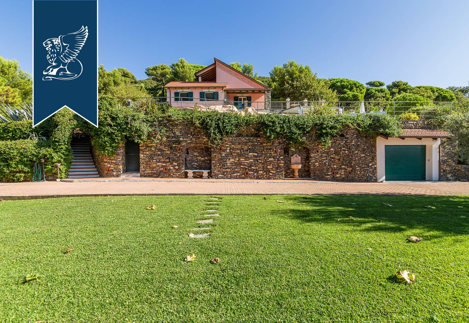 Villa in Vendita a Alassio: 0 locali, 370 mq - Foto 9