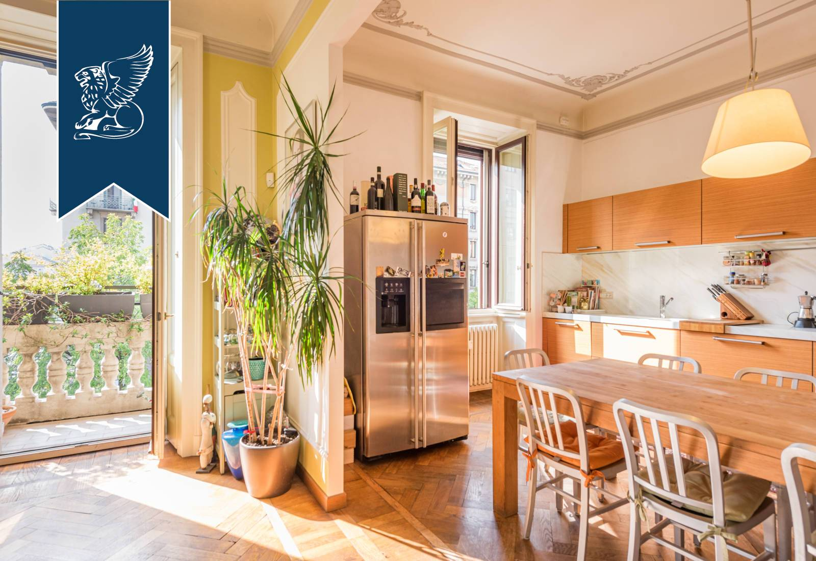 Appartamento in Vendita a Milano: 0 locali, 225 mq - Foto 9