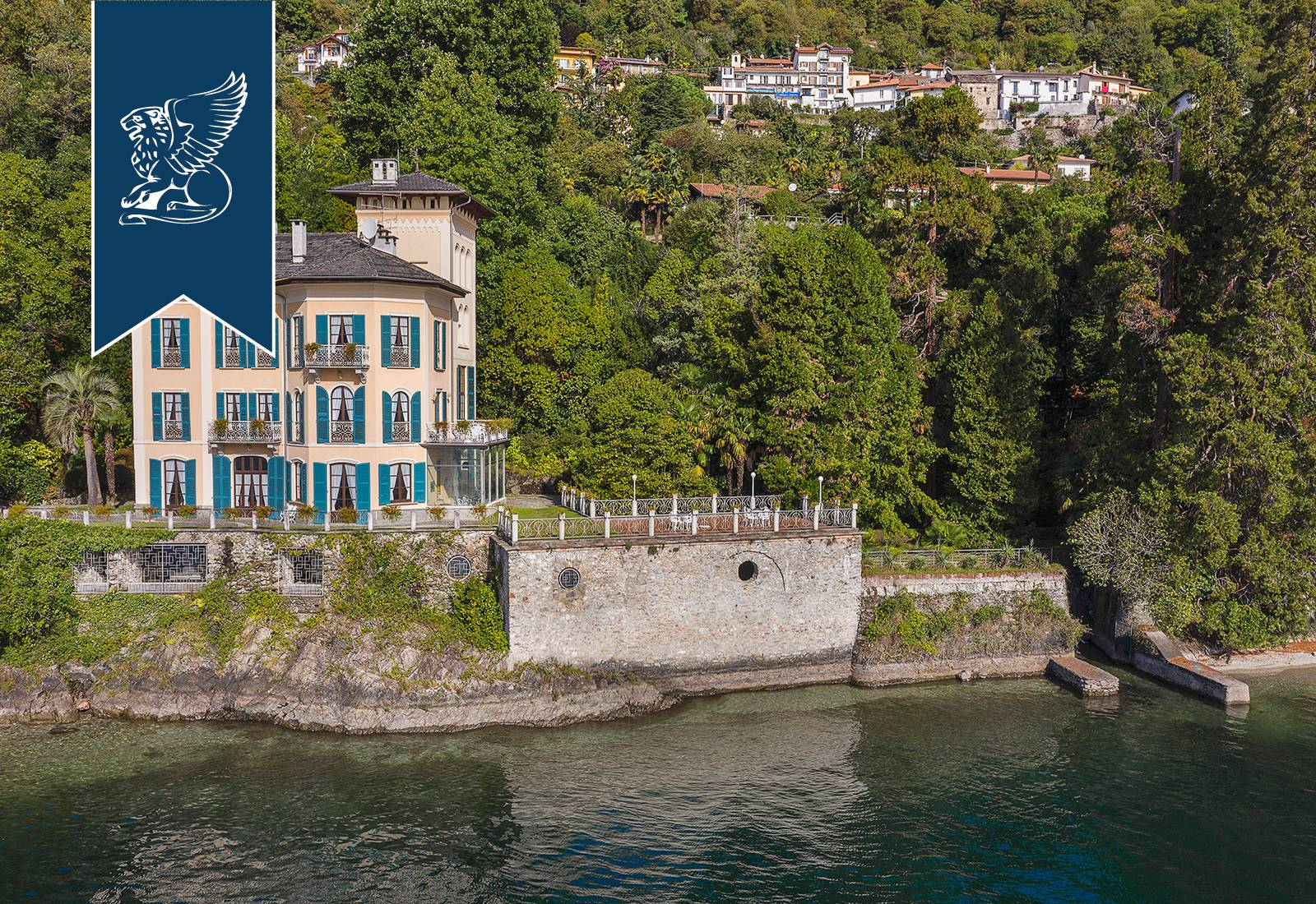Villa in Vendita a Cannero Riviera: 0 locali, 1200 mq - Foto 7