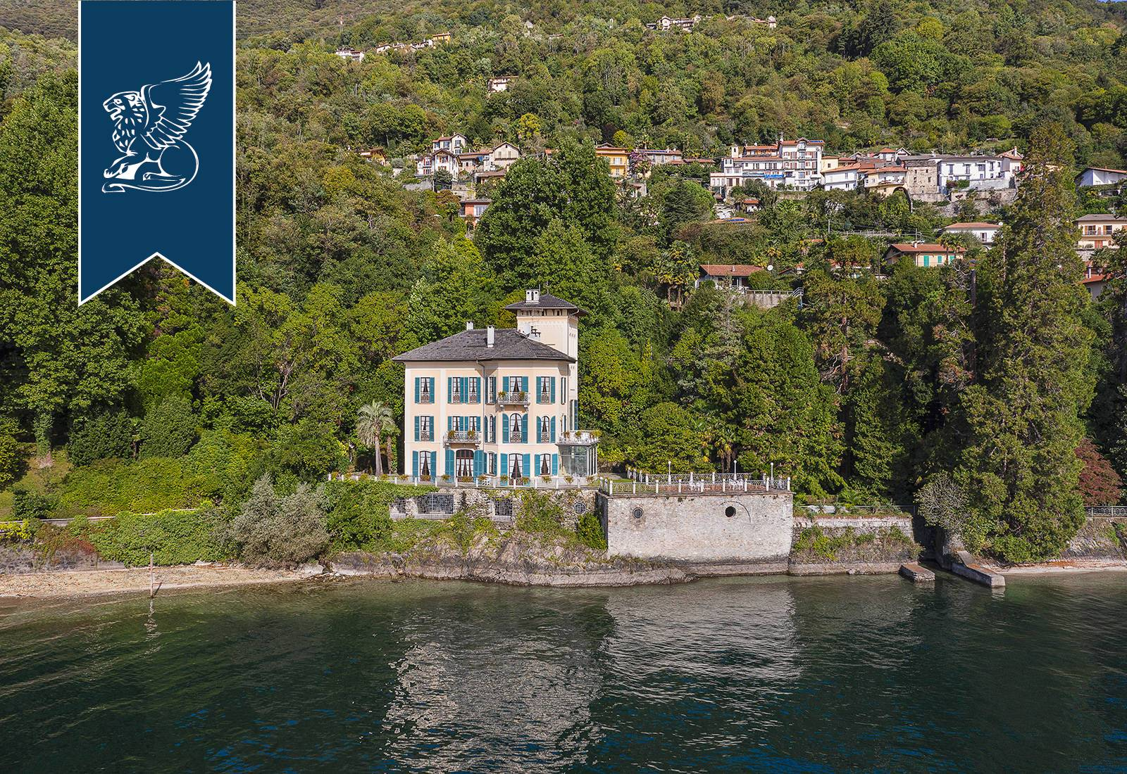 Villa in Vendita a Cannero Riviera: 0 locali, 1200 mq - Foto 6