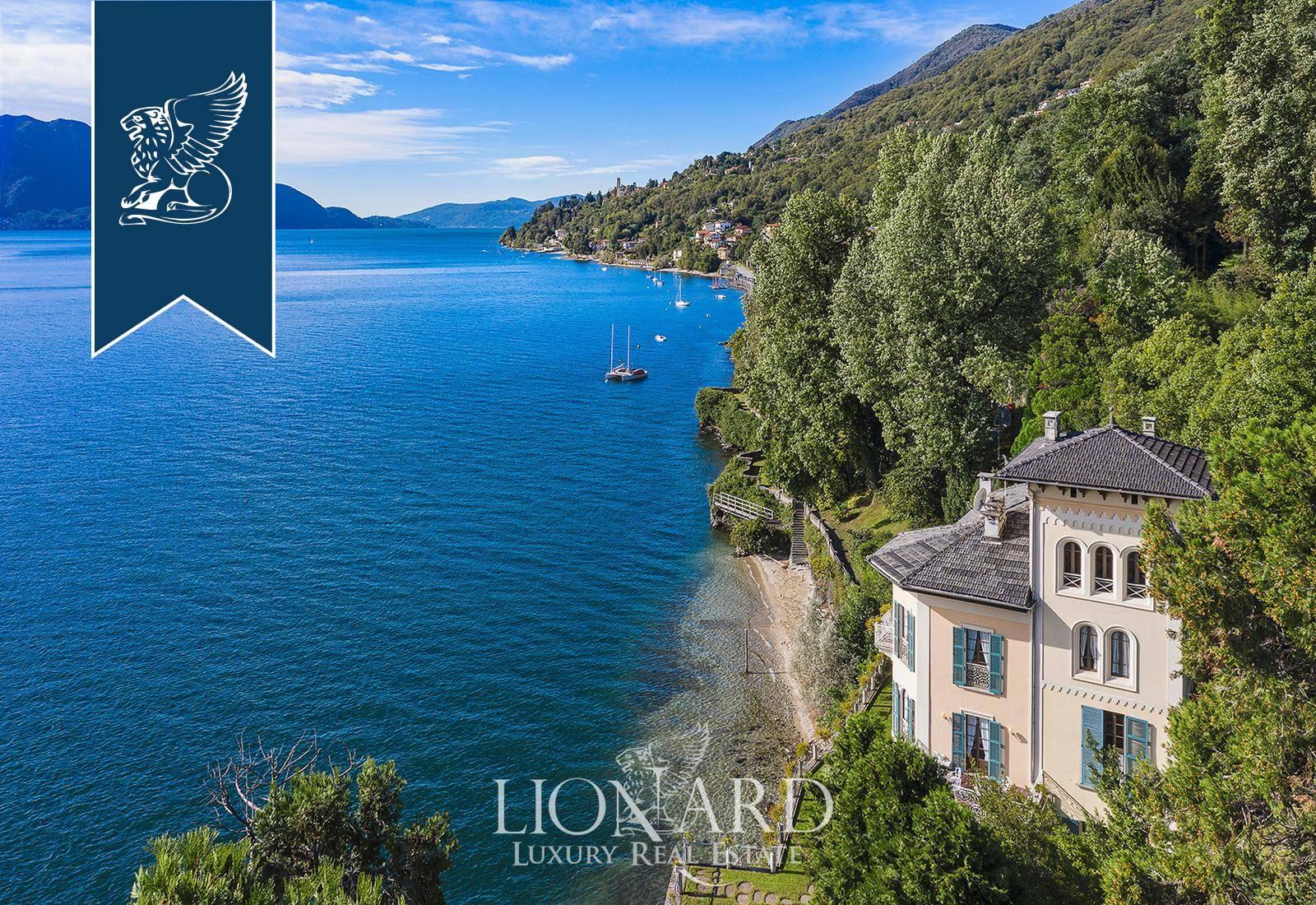 Villa in Vendita a Cannero Riviera: 0 locali, 1200 mq - Foto 2