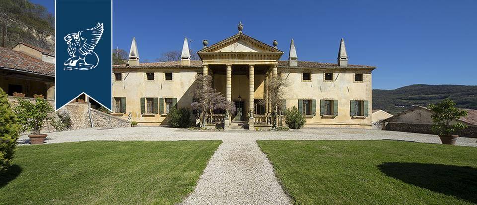 Villa in Vendita a San Germano Dei Berici: 14930 mq  - Foto 1