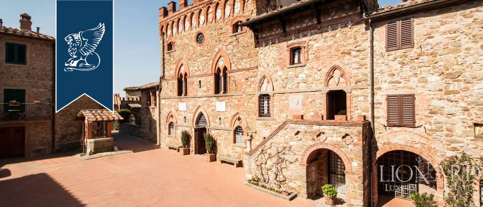 Villa in Vendita a Bucine: 0 locali, 800 mq - Foto 3