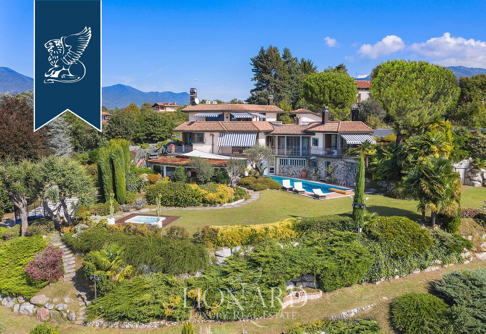 Villa in Vendita a Besozzo: 0 locali, 510 mq - Foto 4
