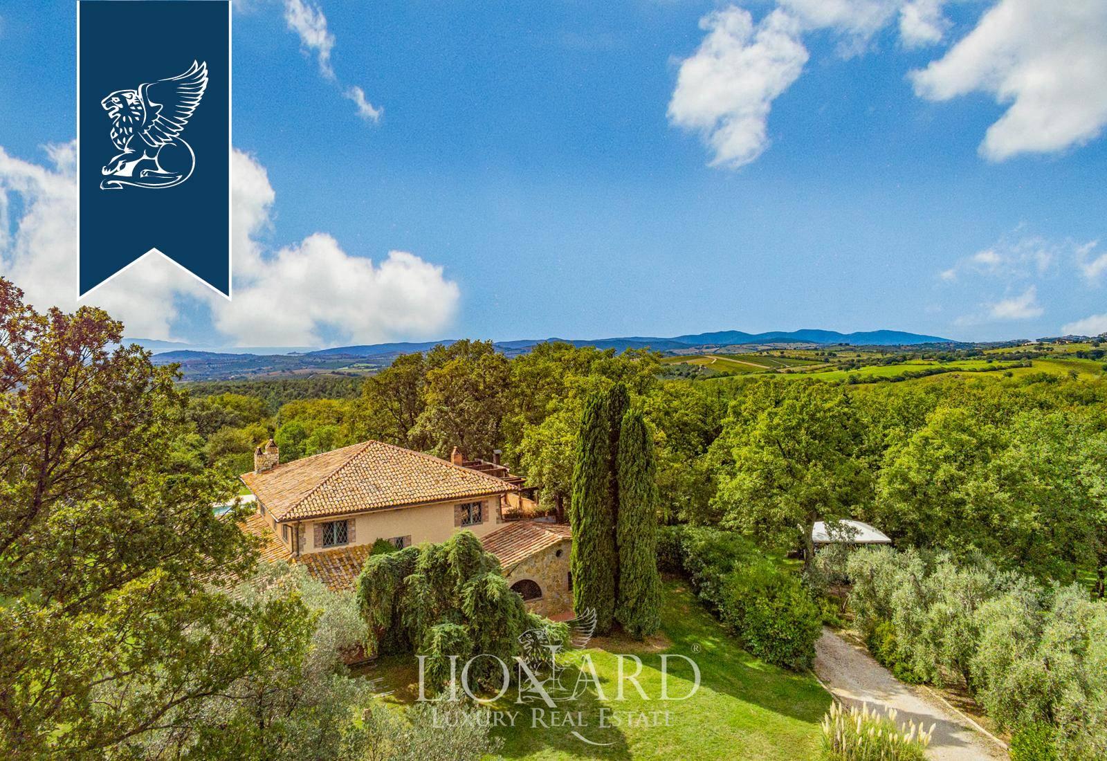 Villa in Vendita a Magliano In Toscana: 0 locali, 550 mq - Foto 8