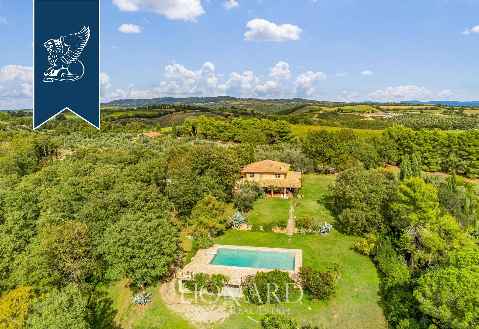 Villa in Vendita a Magliano In Toscana: 0 locali, 550 mq - Foto 2