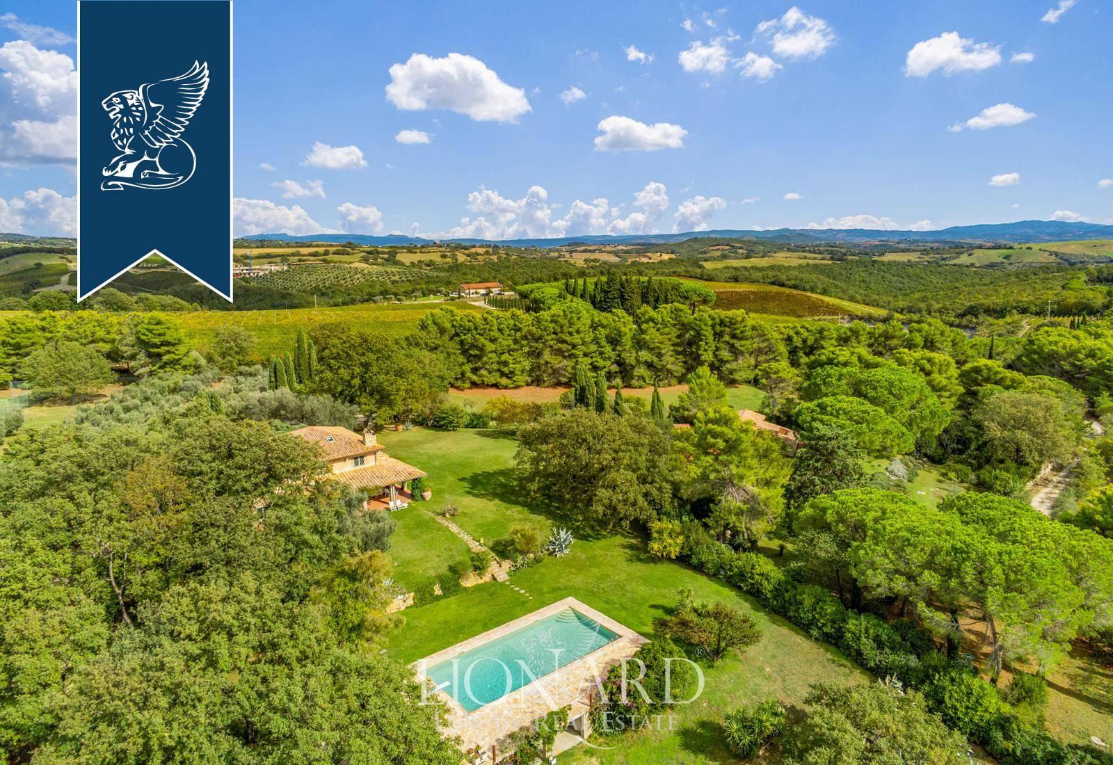 Villa in Vendita a Magliano In Toscana: 0 locali, 550 mq - Foto 3