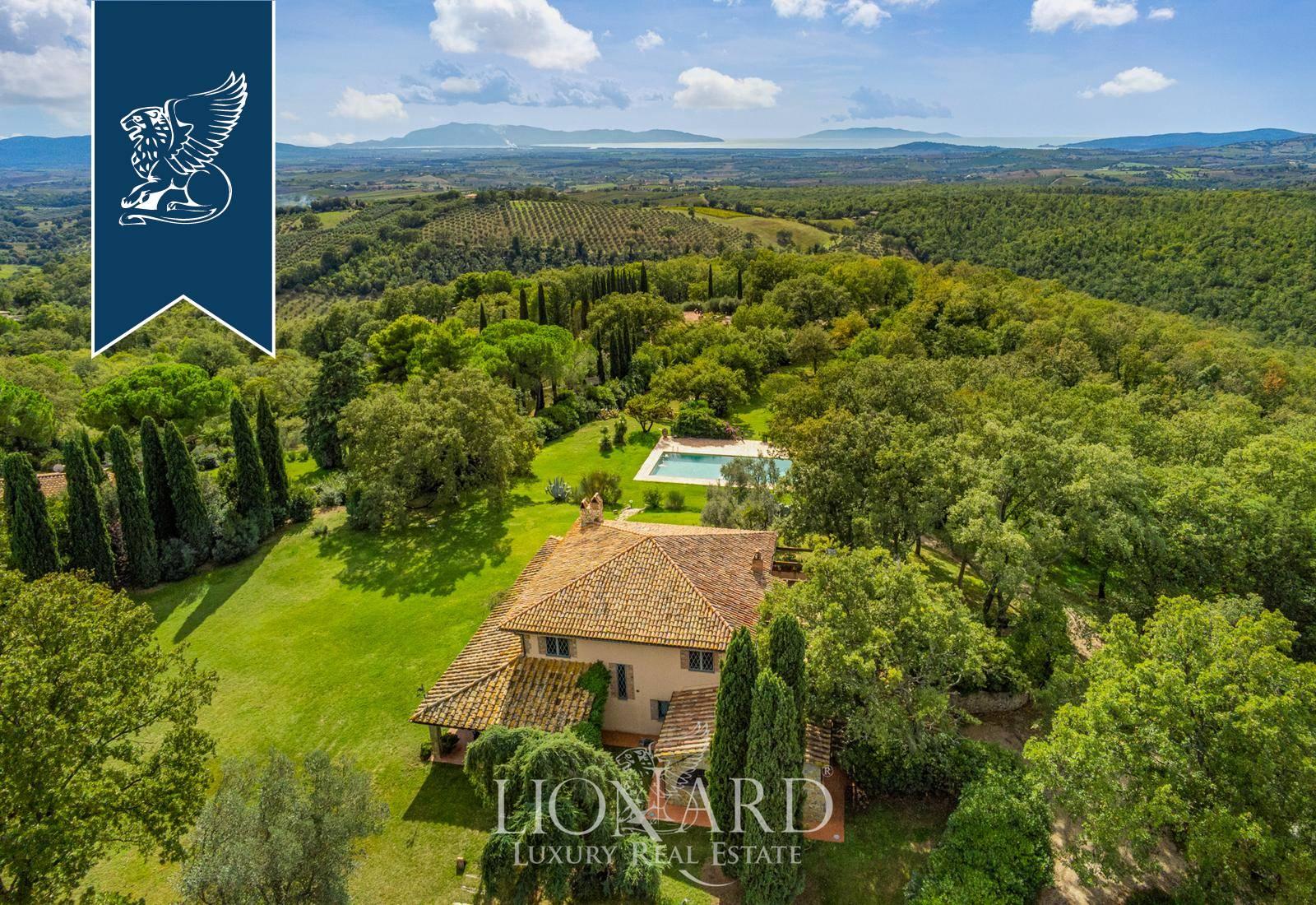 Villa in Vendita a Magliano In Toscana: 0 locali, 550 mq - Foto 7