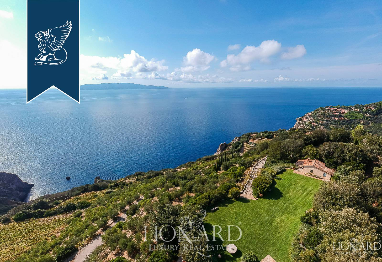 Villa in Vendita a Monte Argentario: 0 locali, 1800 mq - Foto 2