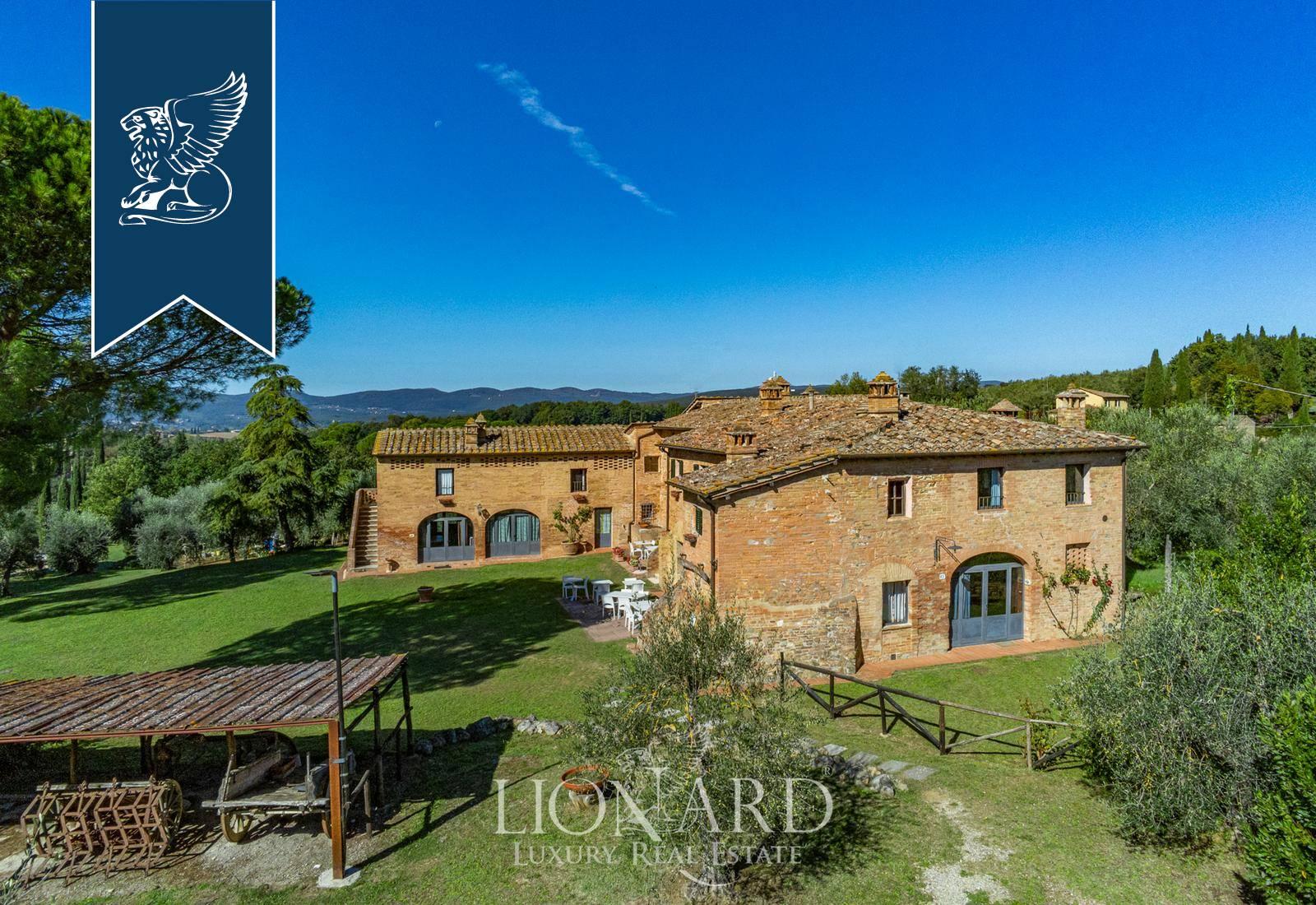 Agriturismo in Vendita a Siena: 0 locali, 650 mq - Foto 7