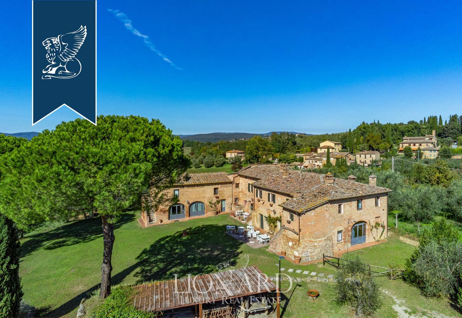 Agriturismo in Vendita a Siena: 0 locali, 650 mq - Foto 6