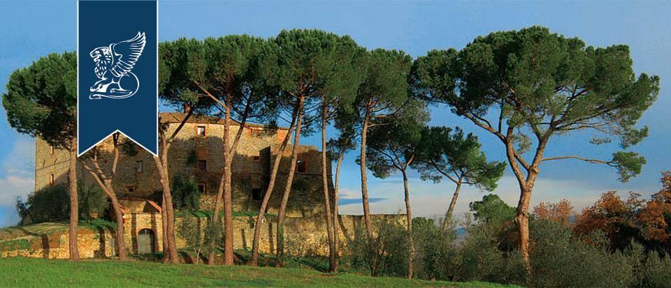 Villa in Vendita a Monteriggioni: 0 locali, 1540 mq - Foto 1