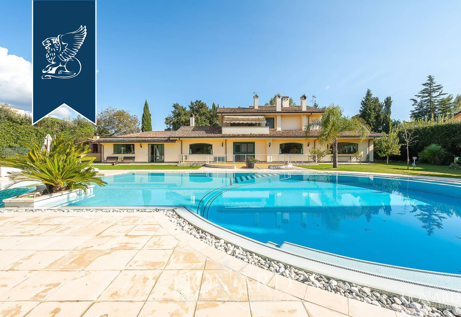 Villa in Vendita a Roma: 0 locali, 1500 mq - Foto 1