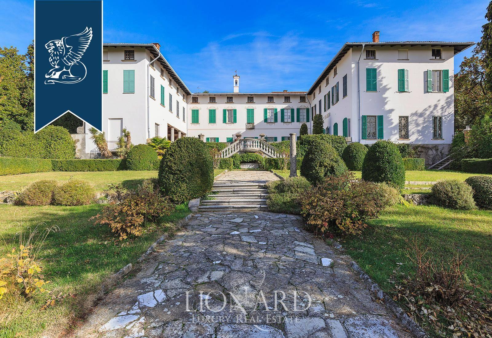 Villa in Vendita a San Fermo Della Battaglia: 2000 mq