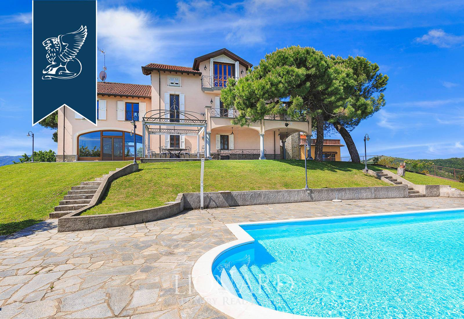 Villa in Vendita a Cremolino: 0 locali, 1200 mq - Foto 5