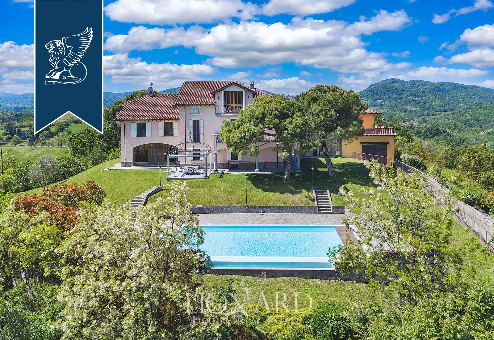 Villa in Vendita a Cremolino: 0 locali, 1200 mq - Foto 3