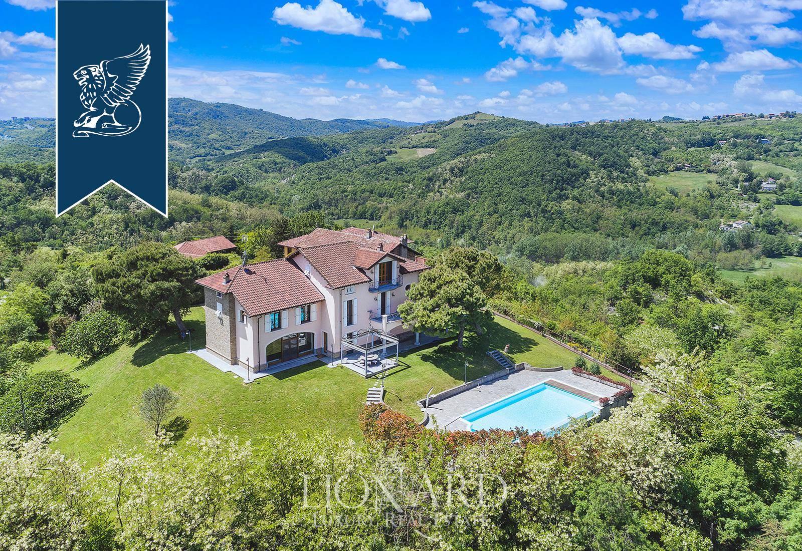 Villa in Vendita a Cremolino: 0 locali, 1200 mq - Foto 1