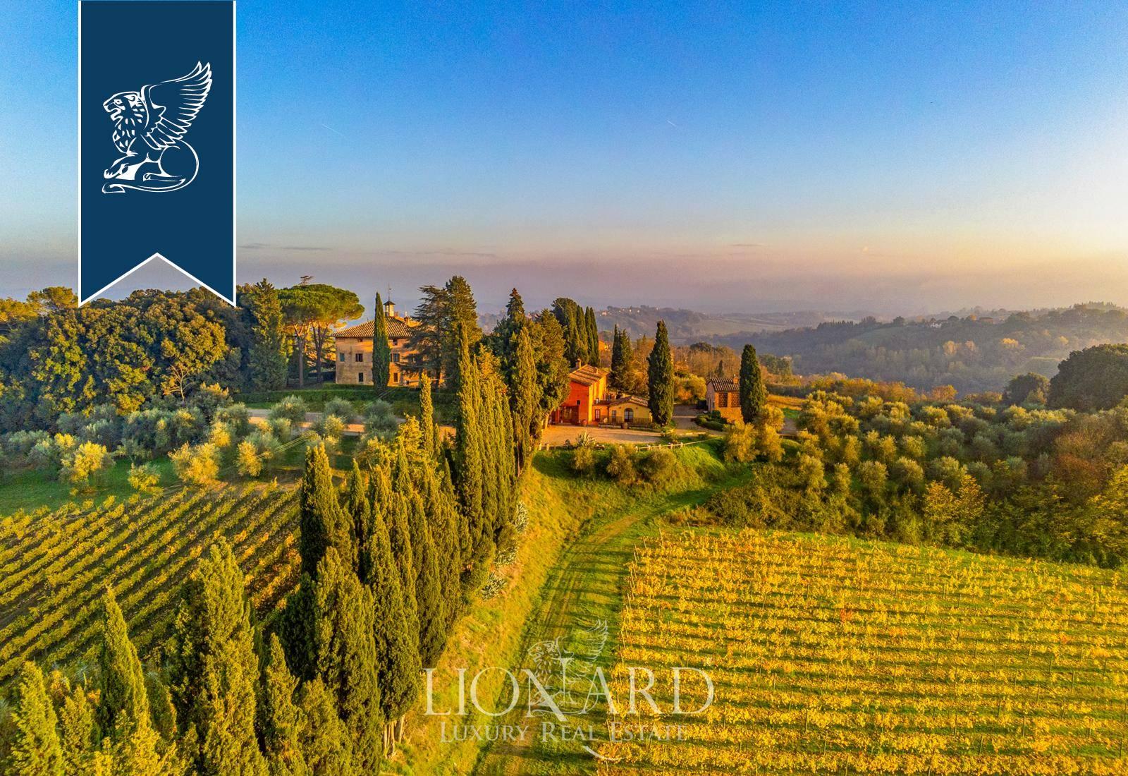 Villa in Vendita a Siena: 0 locali, 3000 mq - Foto 5