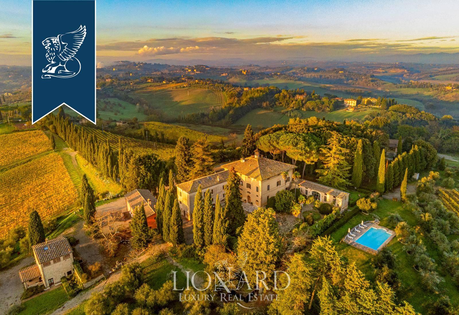 Villa in Vendita a Siena: 0 locali, 3000 mq - Foto 3